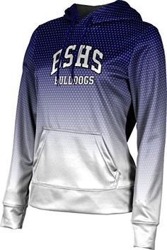 ProSphere Womens Bay Springs High School Zoom Pullover Hoodie Small -- Check out this great product.