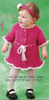 Ravelry: Little Girlie Girl pattern by Joyce Nordstrom