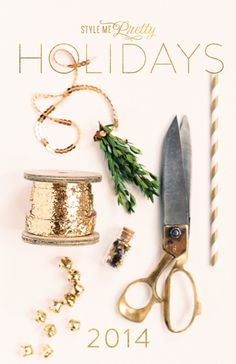 #SMPHolidays Magazine with tips and tricks to spruce up your holiday: http://www.stylemepretty.com/2014/12/09/smp-holiday-magazine/ | Photography: Ruth Eileen - http://rutheileenphotography.com/