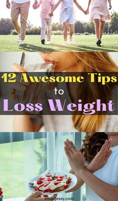 12 Awesome Tips to Loss Weight #weight #lossweight #exercise #tips #fitness #workouttips Lose Weight, Weight Loss, Your Skin, Fitness Tips, Healthy Life, Exercise, Awesome, Healthy Living, Ejercicio