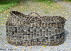 Willow bassinet by Katherine Lewis.