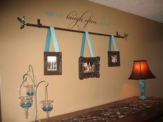 fabULous!  Uppercase your walls and add the fabULous finishing touches!  http://wendywoodard.uppercaseliving.net