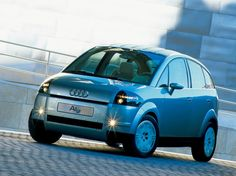 AutoWeek Top 50: Audi A2 - met peilstok | Autonieuws - AutoWeek.nl