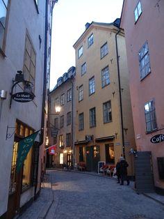 Estocolmo: explorando Gamla Stan -