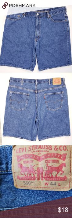 SHOWNO Men Ripped Holes Roll-Up Casual Beach Straight Leg Denim Shorts Jeans