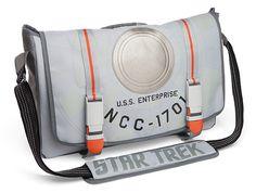 Star Trek Starship Messenger Bag