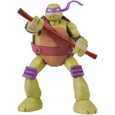 Teenage Mutant Ninja Turtles Mutations Pet Turtle to Ninja Turtle, Donatello