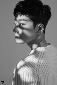 DARK SEVENTEEN • wonwoo is ready to kill | his side profile is slaying