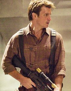 Firefly, Captain Mal... Shrill fangirl screaming!!!!