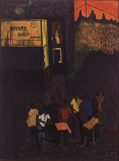 AfroChic — jesuisperdu: vincent smith 1965