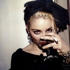 Early Madonna (by Maripol)  via Cass Kovel