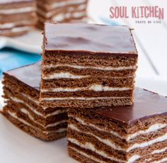 Recipe for Homemade biscuit cake. Sweet Recipes, Cake Recipes, Dessert Recipes, Cooking Chocolate, Biscuit Cake, Homemade Biscuits, Cheesecakes, Let Them Eat Cake, Nutella