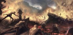 End of the World by jimmyjxia.deviantart.com on @DeviantArt