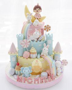 #Fondant #custom #celebration  #cake
