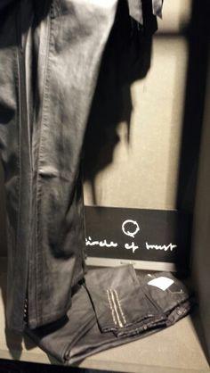 Fake leather!