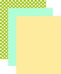 {free printables} Lemonade & Sweets Stand