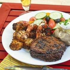 Cajun Spice Rub for Seafood and Steaks