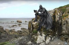This Batsuit is Record Breaking Cosplay