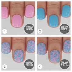 One Nail To Rule Them All: tutorial