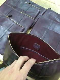 SONG' LAW Clutch Bag  www.songslaw.com