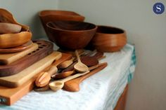 how to treat your wooden dishes