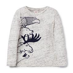 Buy Boys T-Shirts & Tops Online from Seed Heritage. Boys T Shirts, Cool Shirts, Kids Nightwear, Kids Graphics, Kid Styles, Little Girl Dresses, Kind Mode, Baby Wearing, Kids Wear
