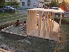 HelloWood 2012: Social Architecture in Hungary