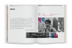 Luc Besson film festival by Roger Wang, via Behance