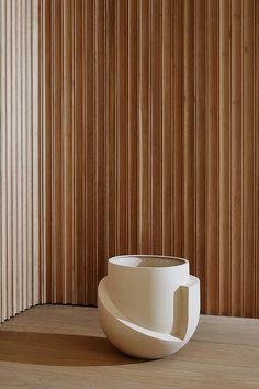 Wood Clad Interior on Jess Anderson Interiors