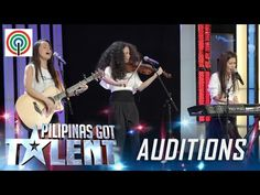 Pilipinas Got Talent Season 5 Auditions: The Raes - Mother and Daughters Band Daughter Band, Daughters, Abs, Seasons, Dance, Concert, Dancing, Crunches