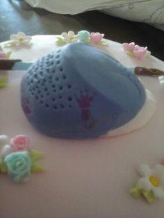Casco de torta equitación