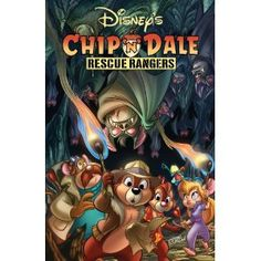 Chip 'N' Dale Rescue Rangers: Slippin' Through the Cracks (Paperback)  http://www.99homedecors.com/  1608866688