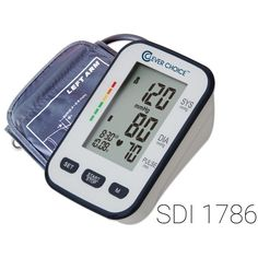 For testing blood pressure right at home with clinical accuracy, use Clever Choice Arm talking and non-talking blood pressure monitors