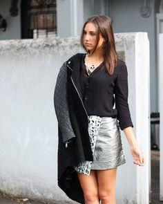 We call this 'Pizzazz' darling! @neelashearer . . . . . #pin #australianfashion #slowfashion #australiandesigner #fashionista #consciousfashion #autumnstyle #joshgoot #mindfulstyle #sydneyblogger #sydneystyle #melbournefashion #melbourneblogger #australianfashionblogger #shoppingaddict #mindfulstyle #ethicalfashion #designerfashion #pastel #dress #ecostyle #loveleather #lovethisoutfit #lovetoshop #sydneyfashion #pattern #textures #pizzazz