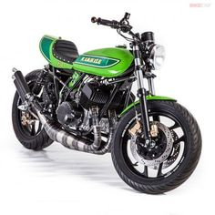 Always have had a soft spot for Kawi's. My first bike was a KZ400.