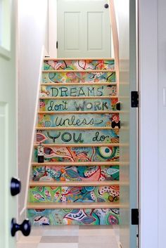 #dreams #stairs