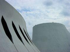 Oscar Niemeyer, France, French