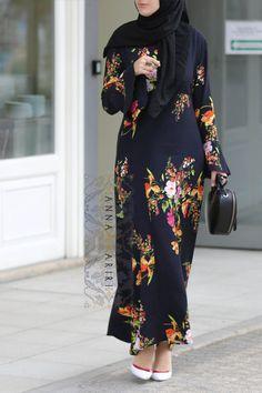 Alessia in bossom Dress by ANNAH HARIRI