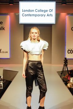London College of Contemporary Arts - Graduate Catwalk B on the Image Catwalk at Clothes Show Live
