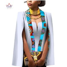 Quality African Women Clothing Full Sleeve Cape Coat Dress Suit African Tops 2 Piece Set Party Dresses Winter Dress Women Clothes with free worldwide shipping on AliExpress Mobile African Attire, African Wear, African Dress, African Tops, African Women, Winter Dress Outfits, Winter Outfits Women, Costume Africain, Latest African Fashion Dresses