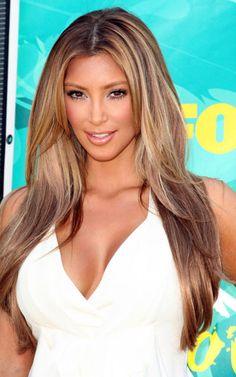 Brown & Blonde Hair Highlights