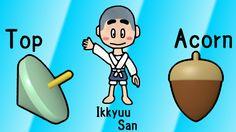 Top, Ikkyuu-san, Acorn / #FullHD #FHD #1080p #Boy #一休さん
