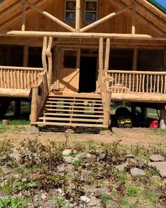 It's been a long build but that's what happens when you're doing a side project a few days a week!  Here's the latest tour where you can see our progress and really get a sense of what it's going to look like when it's all set and done.  #wellnesste #wellnesstelodge #logcabin #logcabins #logcabinliving #logcabinrental #logcabindesign #logcabinhomes #logcabinbuilding #logcabinbuild #homestead #homesteaders #selfreliance #selfreliantliving #adirondacks #tughill #upstateny #upstatenewyork #cabins Log Cabin Living, Log Cabin Homes, Cottage Homes, Tiny Log Cabins, Bamboo House Design, Small House Design, How To Build A Log Cabin, Building A Log Cabin, Small Log Cabin Plans