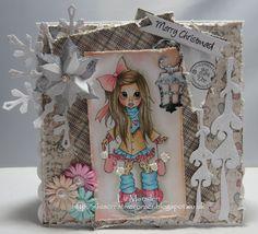 Liz fra England - publisert i The Paper Crafting desember 2014: http://thepapercrafting.com/liz-fra-england/