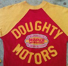 Vintage Moto Shirt