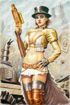 Cazadores de Comics: Las chicas de Atilio, un interesante proyecto Verk...