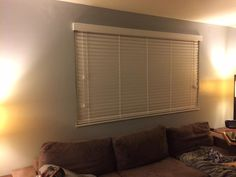 """Our customer said: """"These blinds are great! I can't believe how smooth and easy the process was...and the price was fantastic for something so custom. I was nervous about getting the measurements right, and to be honest, doubtful they would work. Boy, was I wrong. The instructions were clear and installation was simple. They fit perfectly, even down to the valance that completes the look. I couldn't be happier with my purchase, the fit, and the look."""""""