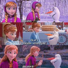 Disney Princess Frozen, Anna Frozen, Frozen Pictures, Miraculous Ladybug Fan Art, Princesses, Sisters, Drawings, Characters, Frozen Images