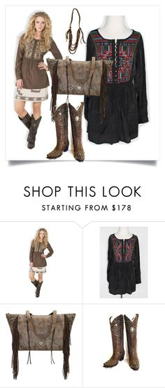 """""""SHOP - Cowgirl Kim Unique Western Chic"""" by cowgirlkim ❤ liked on Polyvore featuring mode"""