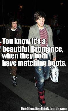 lol bromance I agree